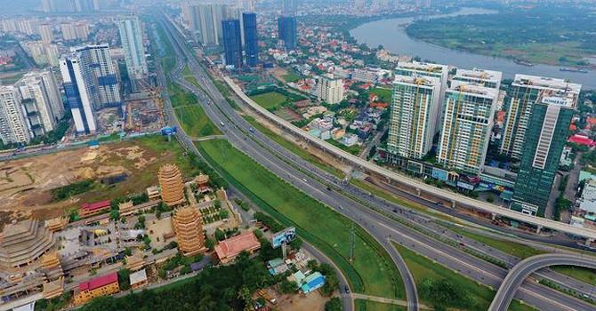 """Nguồn cung bất động sản sẽ """"bám theo"""" công trình hạ tầng mới"""